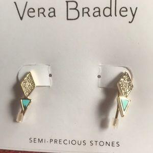Vera Bradley ✨NWT✨ Semi Precious Stones earrings